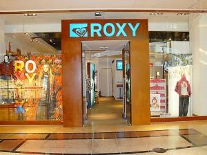 Prodejna Roxy